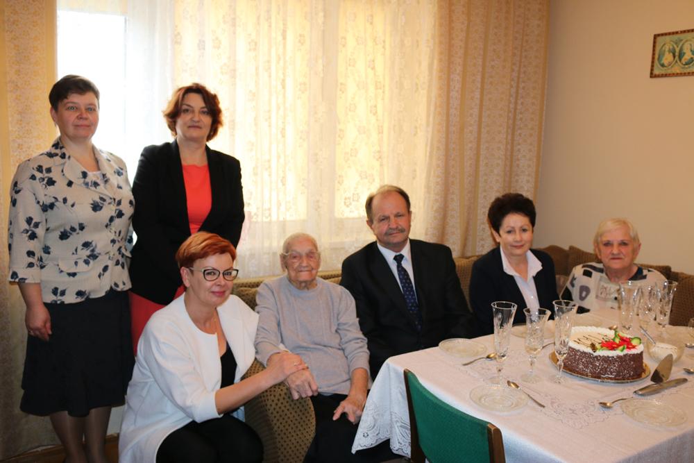 101 lat Pani Cecyli