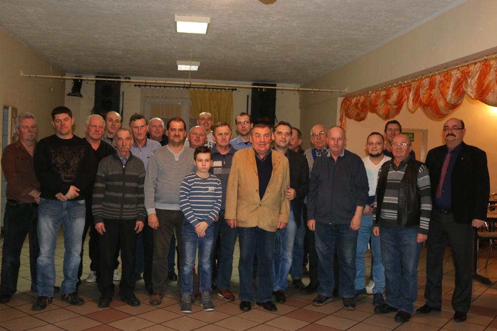 Walne zebranie sprawozdawczo-wyborcze Koła Wędkarskiego nr 46 w Kazimierzu Biskupim