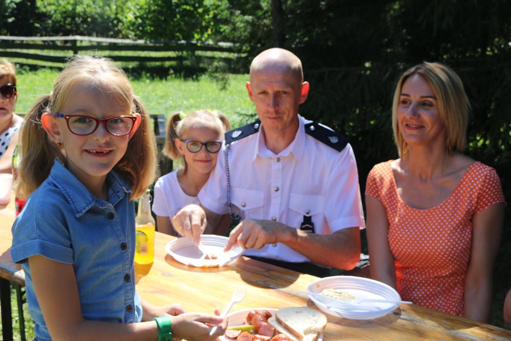 Rodzinny piknik strażacki w Bieniszewie