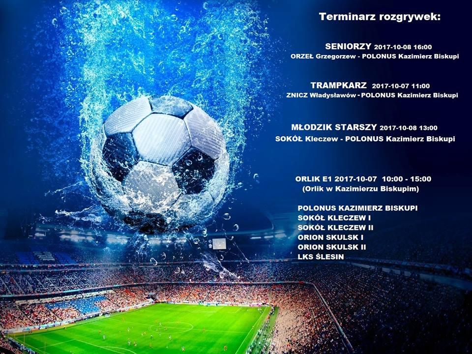 Terminarz rozgrywek GKS Polonus