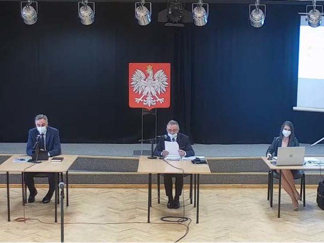 Transmisja obrad XXV Sesji Rady Gminy Kazimierz Biskupi