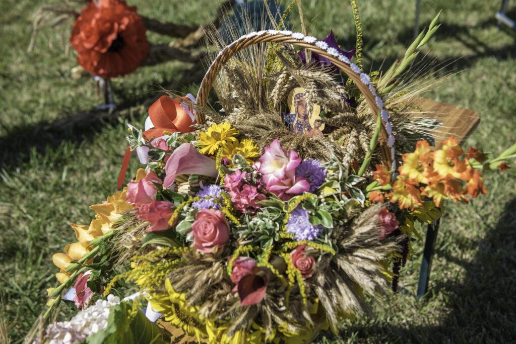 Dożynki gminno-parafialne Rolnicy dziękowali za plony