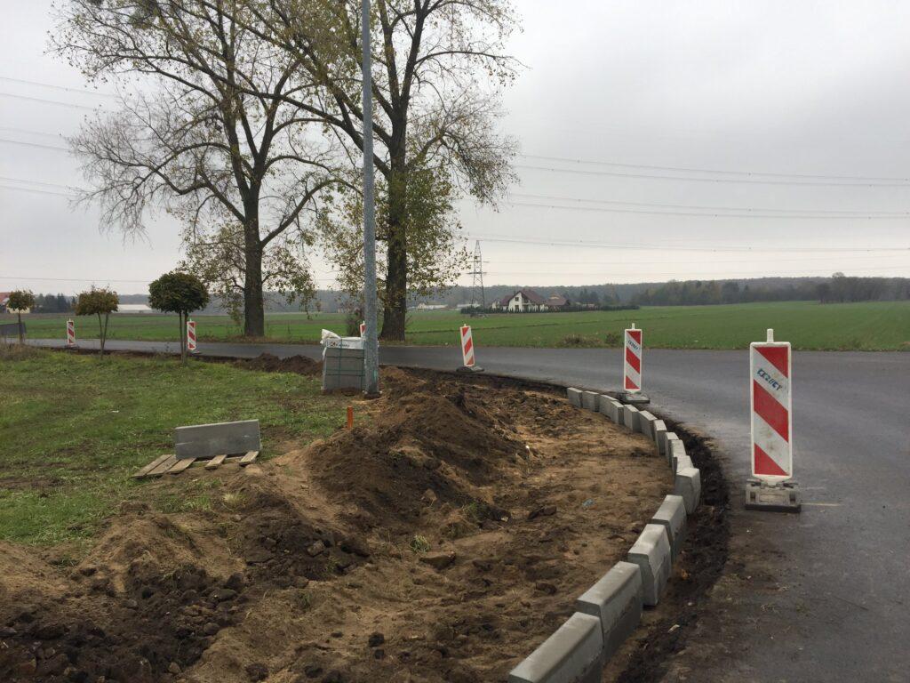 Przebudowa ulicy Północnej Sokółki