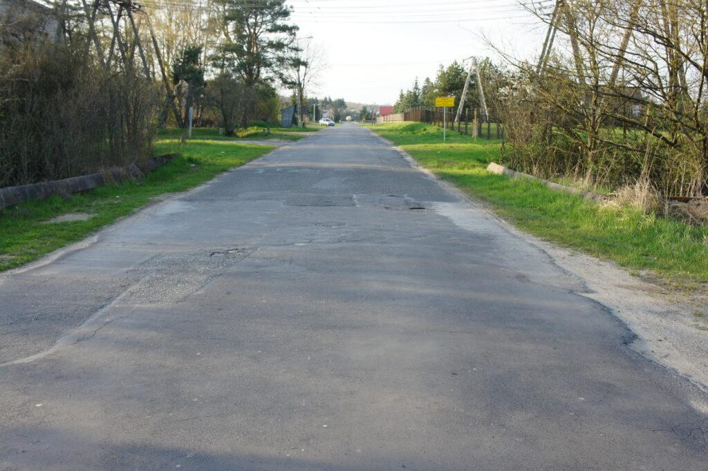 Dofinansowanie do dróg w Kamienicy i Posadzie