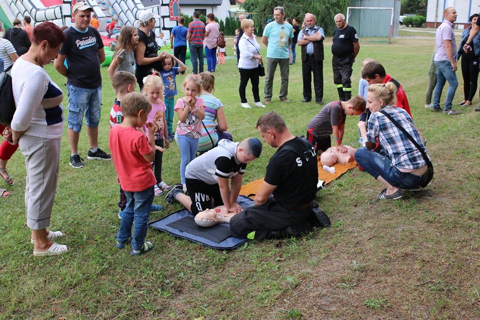 Festyn Rodzinny w Wieruszewie
