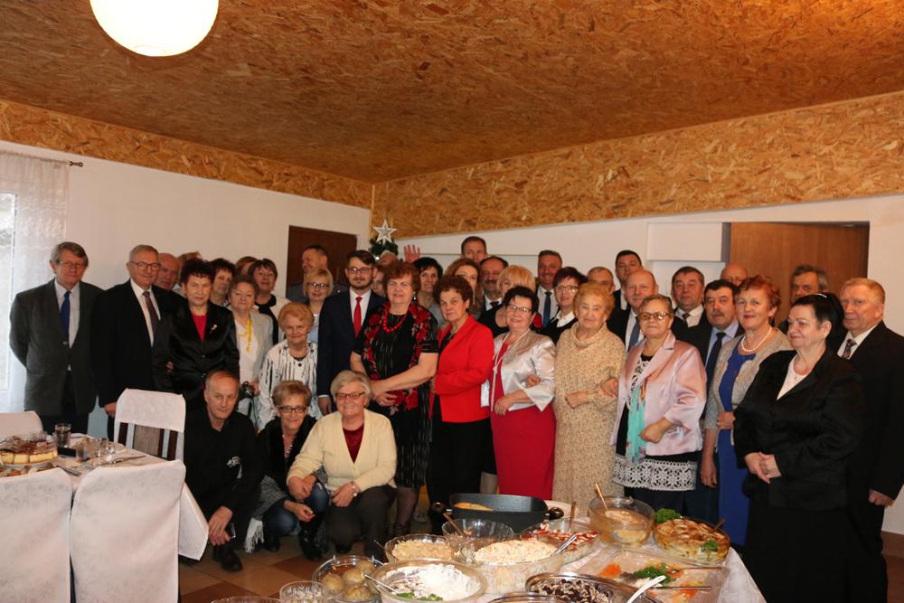 Spotkanie opłatkowe Rady Seniorów Powiatu Konińskiego
