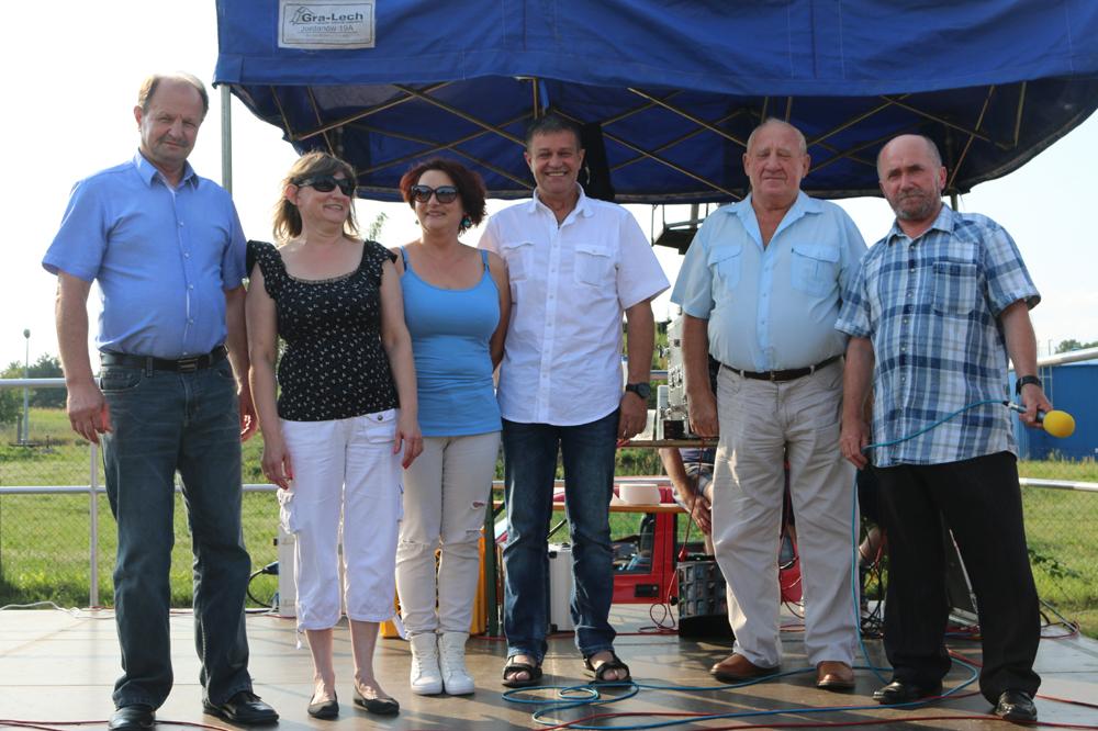Festyn rodzinny sołectw Wieruszew i Władzimirów
