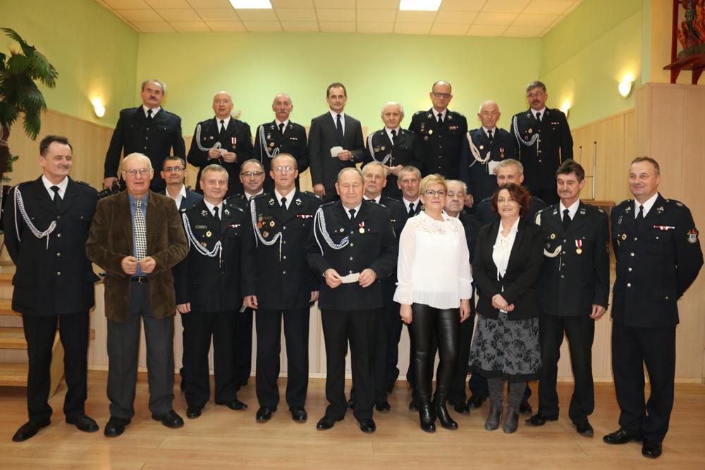 Spotkanie wigilijne OSP Kazimierz Biskupi