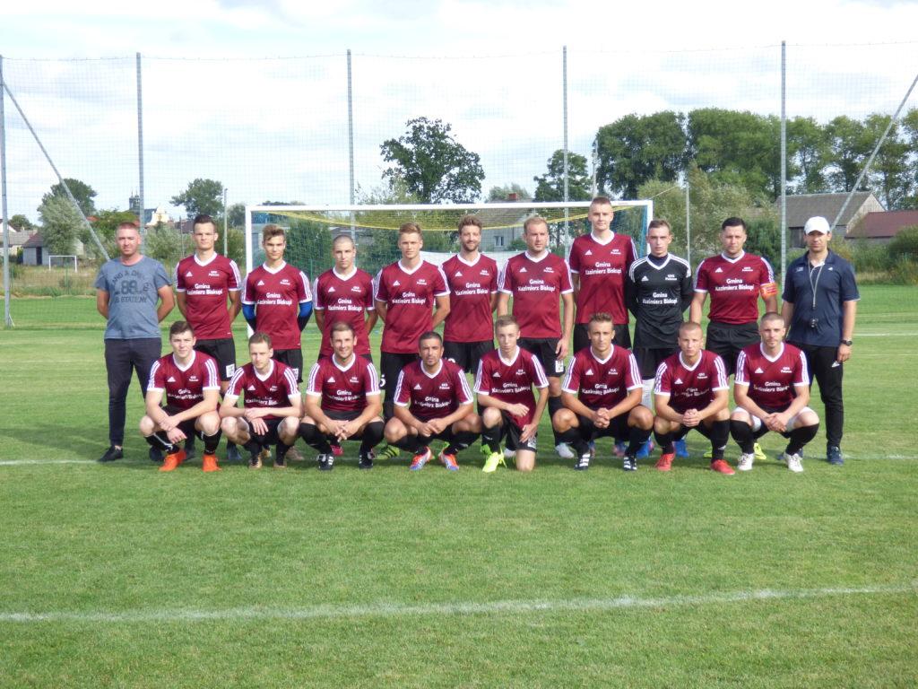Terminarz rozgrywek GKS Polonus 2017/2018