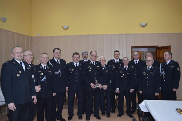 Nowe władze w straży