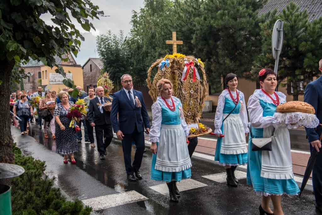 Święto plonów w gminie Kazimierz Biskupi