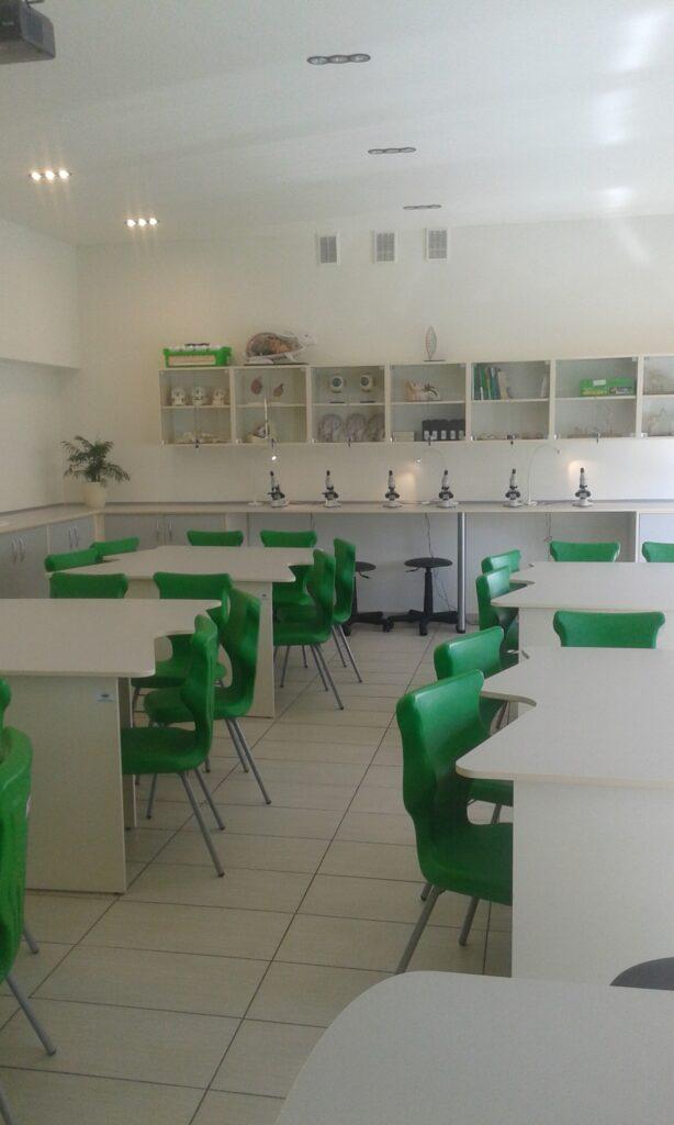 Zielone pracownie w Kozarzewie